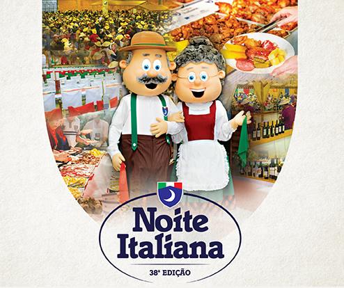 38ª Noite Italiana