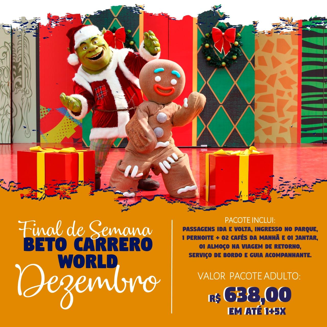 Dezembro - Beto Carrero